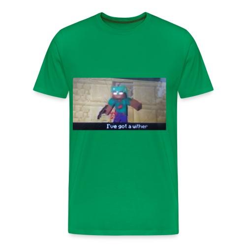 Black hatters - Men's Premium T-Shirt