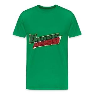 Dewmonic Abyss Logo - Men's Premium T-Shirt
