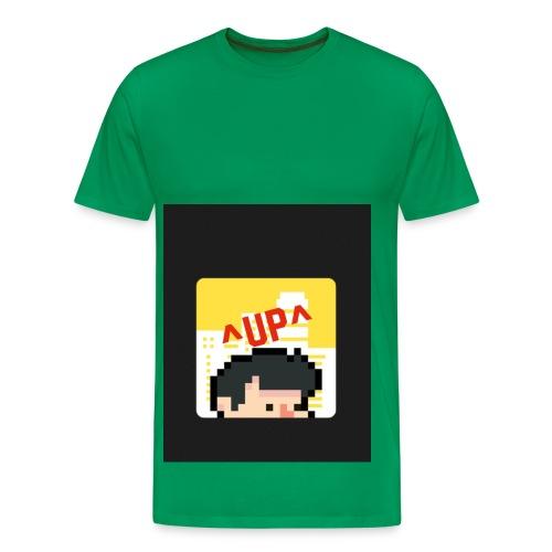 High Risers Up - Men's Premium T-Shirt