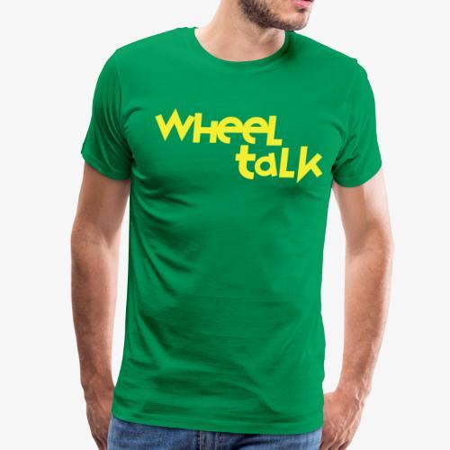 Wheeltalk Podcast - Men's Premium T-Shirt