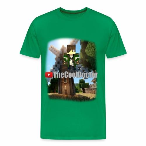 Main Apparel and accessories - Men's Premium T-Shirt