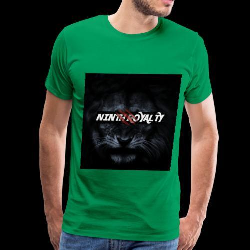 NINTH ROYALTY LION - Men's Premium T-Shirt