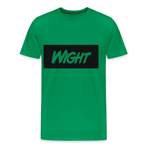 Wight LOGO - Men's Premium T-Shirt