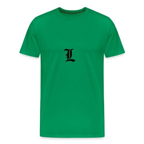 Boring L - Men's Premium T-Shirt