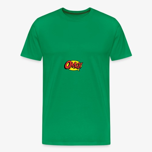 omg - Men's Premium T-Shirt