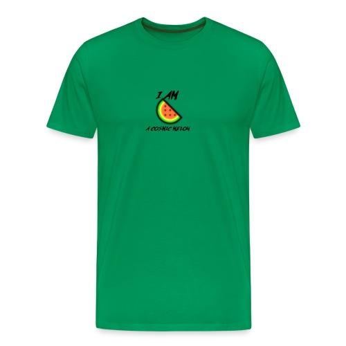I AM A COSMIC MELON - Men's Premium T-Shirt