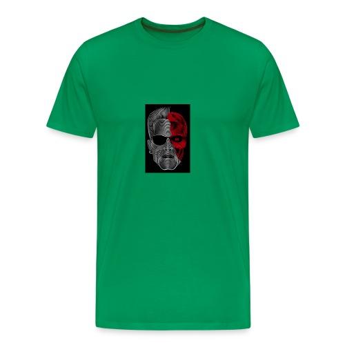 digitalart 4 - Men's Premium T-Shirt