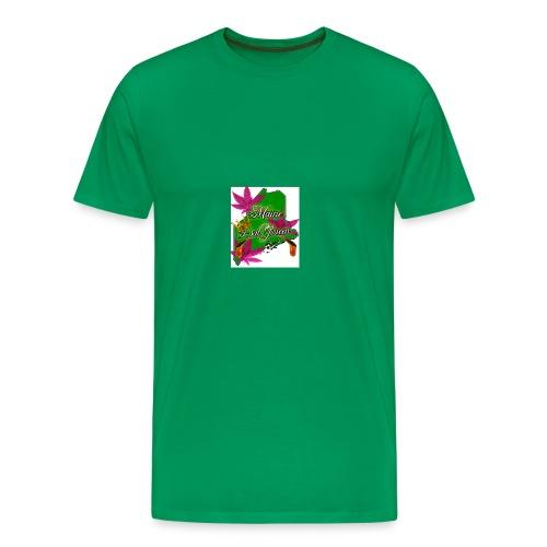 Maine Dab Queen - Men's Premium T-Shirt