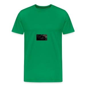 we dont live in darkniss welive brightness - Men's Premium T-Shirt