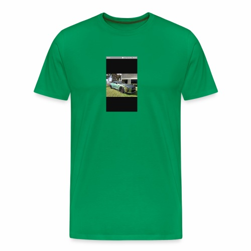 Tfox gtr - Men's Premium T-Shirt