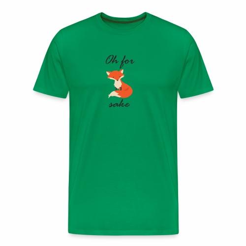 FoxSake - Men's Premium T-Shirt