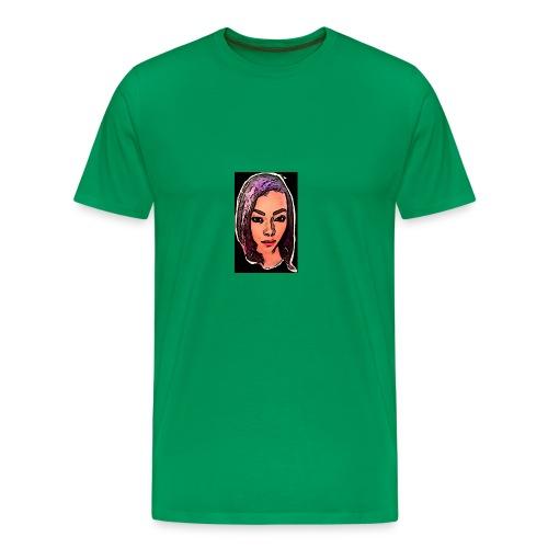 young & royal - focused - Men's Premium T-Shirt