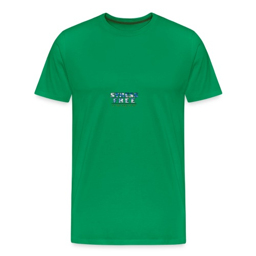 stressfree - Men's Premium T-Shirt