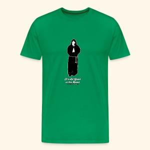 Amen, It is Good in the Hood - Men's Premium T-Shirt