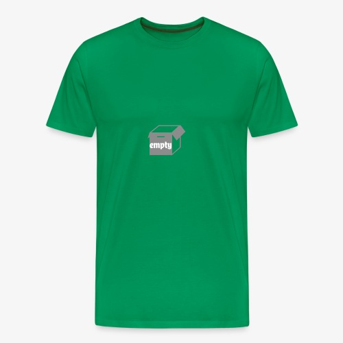empty shop - Men's Premium T-Shirt