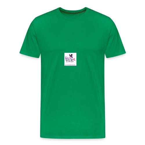Black Women in Business - Men's Premium T-Shirt