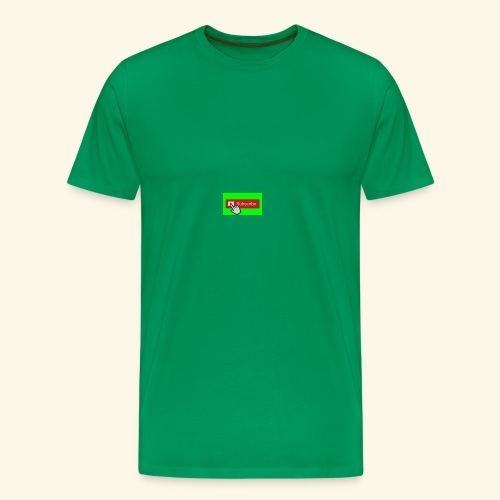 SUSCRIBE MERCH - Men's Premium T-Shirt