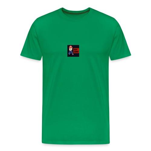 dqxygamer logo - Men's Premium T-Shirt