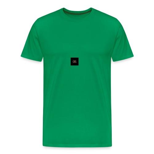 Gmg Company logo - Men's Premium T-Shirt