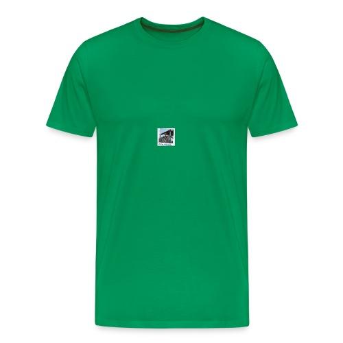 nathan living merchendise - Men's Premium T-Shirt