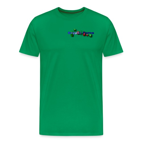 Crypto Force - Men's Premium T-Shirt