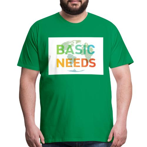 Basic needs - Men's Premium T-Shirt