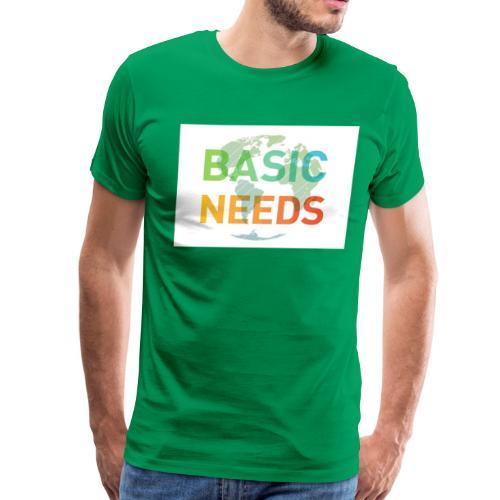 Basic needs - Men's Premium T-Shirt