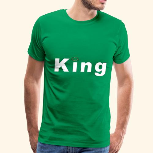 King of love - Men's Premium T-Shirt