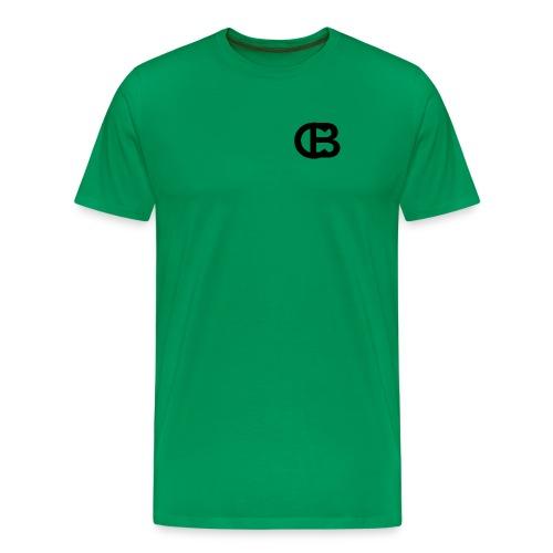 CAPTONBEAST Logo - Men's Premium T-Shirt