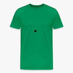 logo for youtuber heroderp66 - Men's Premium T-Shirt