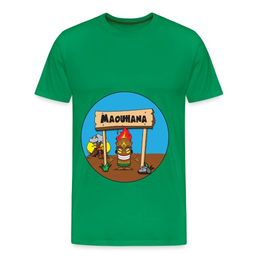 Maouhana - Men's Premium T-Shirt