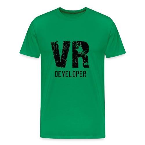 vr developer - Men's Premium T-Shirt