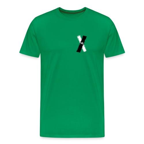 Impacticalgamer brushed X - Men's Premium T-Shirt