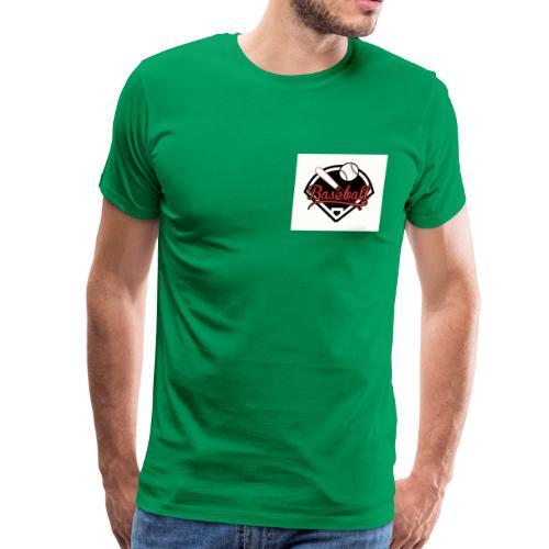 Pacific Boutiques | Baseball Sports Jersey !!! - Men's Premium T-Shirt