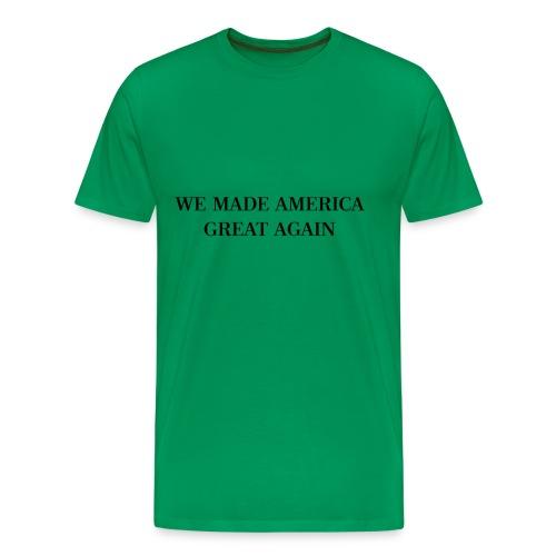 Trump 2016 - Men's Premium T-Shirt