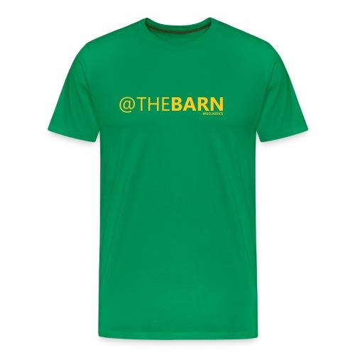 @ THE BARN - Men's Premium T-Shirt