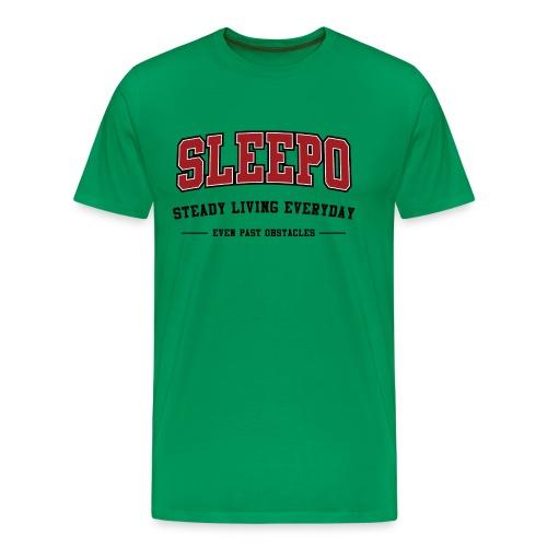 SLEEPO - Men's Premium T-Shirt