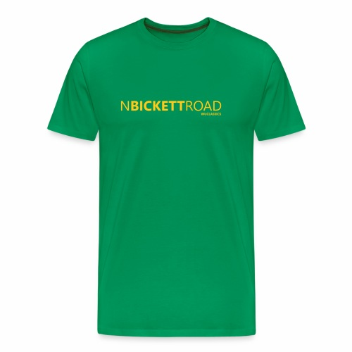 North Bickett Rd - Men's Premium T-Shirt