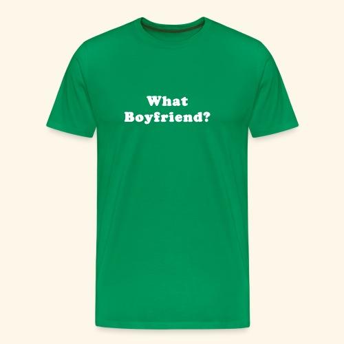 What funny - Men's Premium T-Shirt