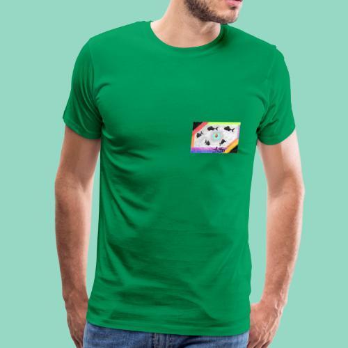サメ - Men's Premium T-Shirt