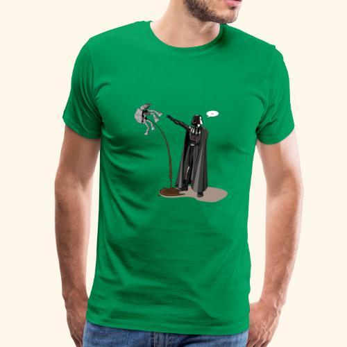 At-At vader - Men's Premium T-Shirt