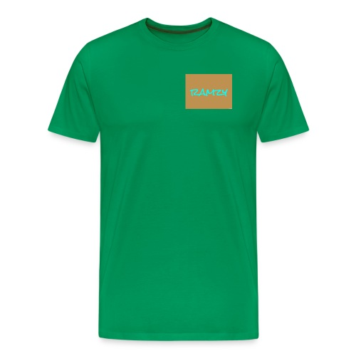 rmh boss 1 is very important because were the best - Men's Premium T-Shirt