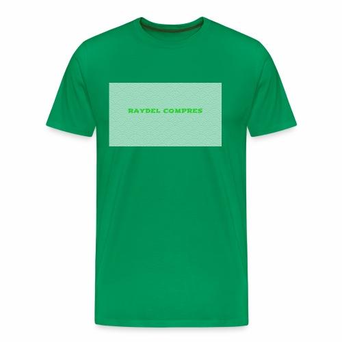Raydel Compres Logo - Men's Premium T-Shirt