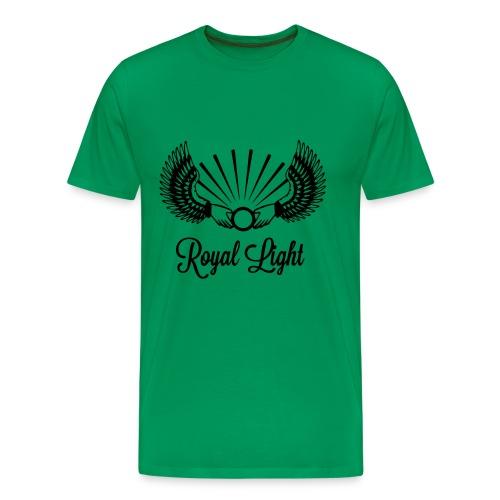 Royal Light - Men's Premium T-Shirt