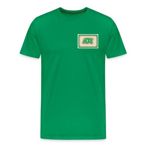 J&K Green Merch - Men's Premium T-Shirt