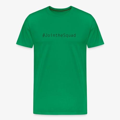 Gaming Squad Text - Men's Premium T-Shirt