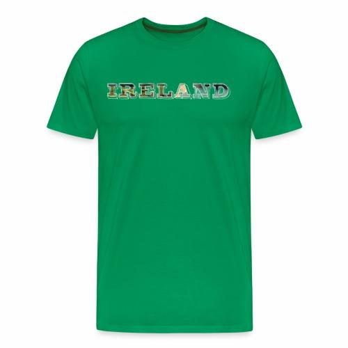 Ireland Scenic Irish Coast Travel - Best Seller - Men's Premium T-Shirt