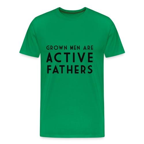 ACTIVE FATHERS - Men's Premium T-Shirt