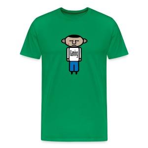Grimm Assassin9 Lil man Gaming - Men's Premium T-Shirt