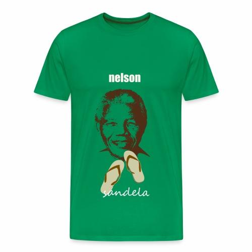 sandela nelson mandela - Men's Premium T-Shirt